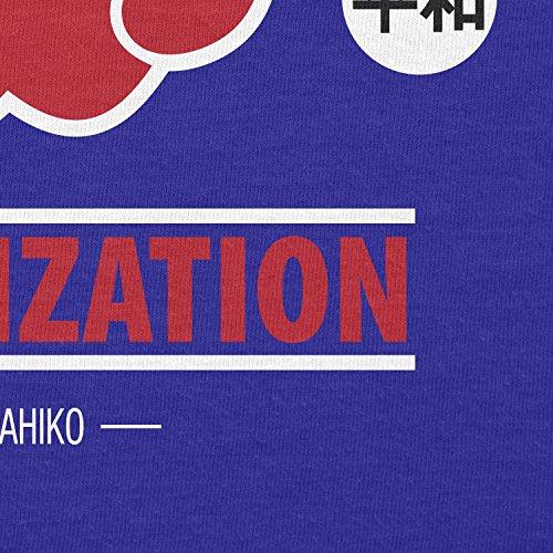 TEXLAB - Akatsuki Organization - Damen T-Shirt Marine