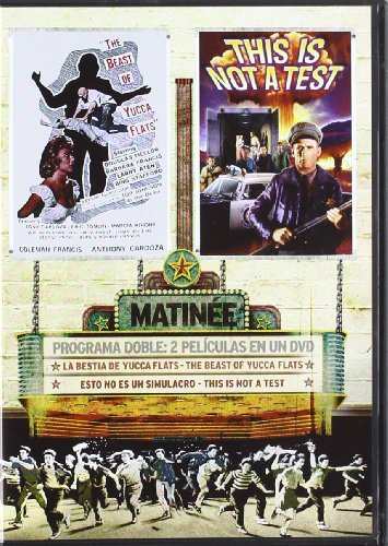 Matinee Atomico (Yuca Flats + Not A Test (Import Movie) (European Format...