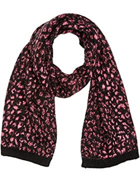 French Connection Damen, Schal, Electric Leopard Melinda Scarf