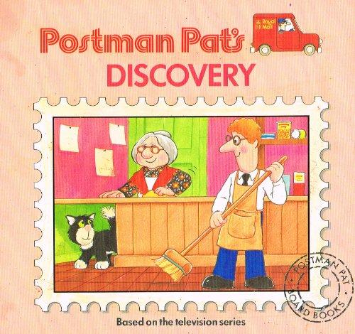 Postman Pat's Discovery (Postman Pat Board Books)