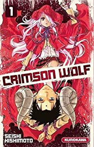 Crimson Wolf Edition simple Tome 1
