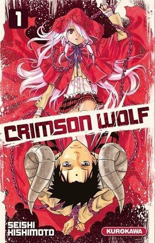 Crimson Wolf