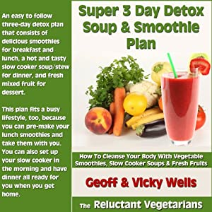 Fruit and Vegetable Detox - NutriNeat