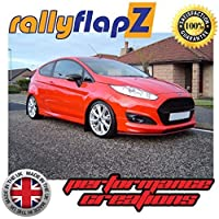 Full Set of 4 Mudflaps Including all Fixings//Hardware Required /& Full Fitting Instructions! Genuine rallyflapZ 4mm Thick Flexible PVC Black Leon Logo Silver Made in the UK Mud Guard // Mud Flaps Kit