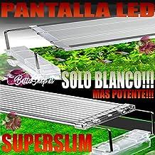PANTALLA DE LUZ LED PARA ACUARIO 100-120CM PANTALLAS LUZ LED ACUARIO ILUMINACION
