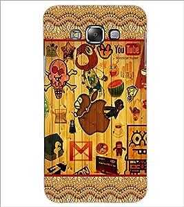PrintDhaba Graffiti D-5097 Back Case Cover for SAMSUNG GALAXY GRAND MAX (Multi-Coloured)
