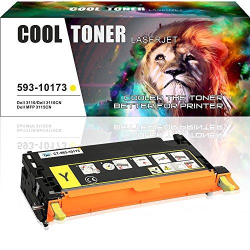 Cool Toner Compatible Toner for Dell 1250 1250C 1350CNW