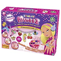 Giochi Preziosi Bindeez Mineez 70104281 Magic Pearls Little Jewellery Box Pack of 500 Pearls
