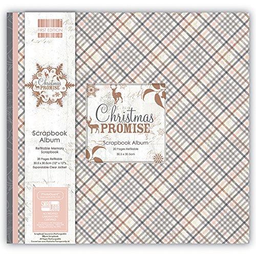first-edition-navidad-promise-album-papel-multicolor-12-x-12
