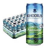 Rhodius Mineralwasser, 24er Pack (24 x 330 ml)