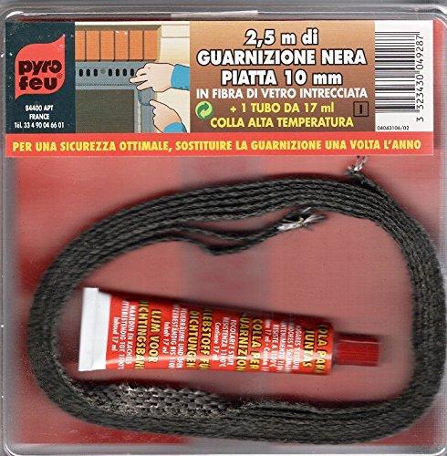 guarnizione-piatta-nera-mm-10-in-fibra-di-vetro-intrecciata-m-250-1-tubo-colla-refrattaria-da-17-ml