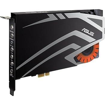 Asus PCI-Ex Gaming Strix SOAR. Scheda Audio a 7.1 Canali, Nero/Antracite