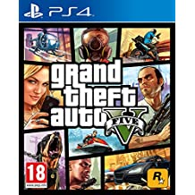 Grand Theft Auto V (GTA V) (PS4)