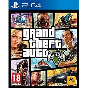 Grand Theft Auto V – ES (PS4)