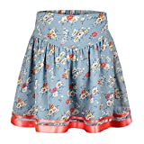 Chicabelle Light Blue Poly Georgette Gir...