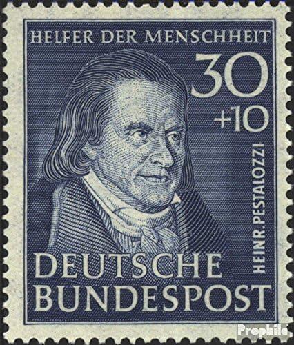 RFA (FR.Allemagne) 146 1951 aide le humanité (ii) (Timbres pour les collectionneurs) | France