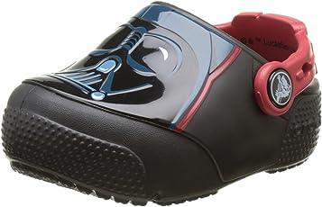 crocs Crocsfunlab Lights Darth Vader Clogs