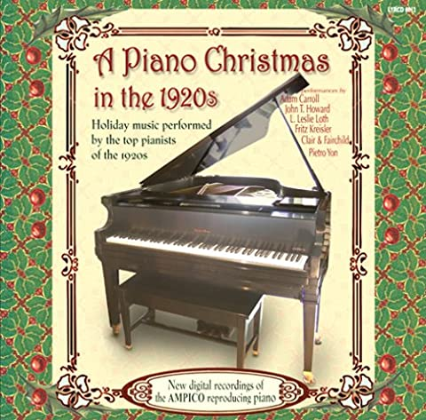 Piano Christmas in the