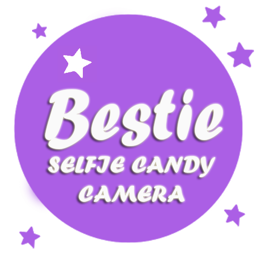 Bestie Selfie - Candy Camera