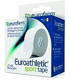 EUROATHLETIC SPORT TAPE (mt 14 x cm 5)- Cerotto sportivo adesivo in viscosa ideale per bendaggi sportivi e funzionali