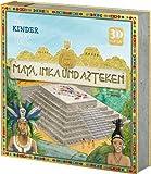 Der Kinder Brockhaus Maya, Inka und Azteken: 3D Pop-up