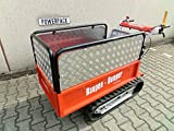 Motorschubkarre Powerpac RC360 Dumper - 8