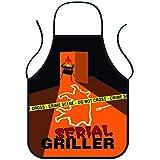 Bombo Grembiule da Cucina Serial Griller