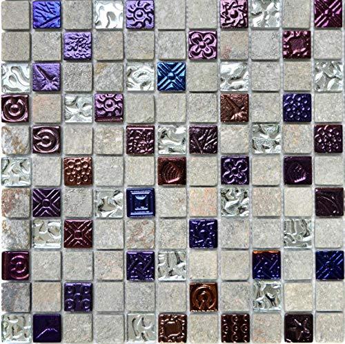 Mosaik Farbe