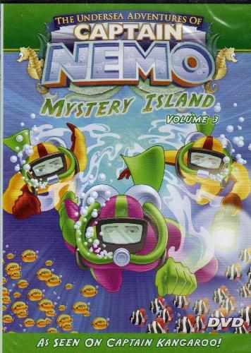 Vol. 3 - Mystery Island