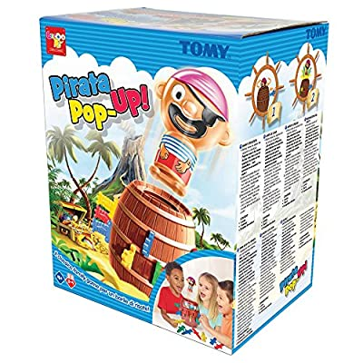 Rocco Jouets t7028it – Pirate Pop-Up
