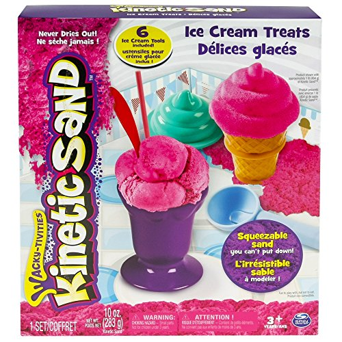 RC2 (Learning Curve) Kinetic Sand - Arena moldeable - Heladeria