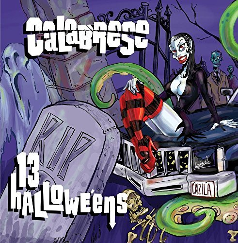 13 Halloweens by Calabrese