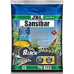 JBL Sustrato para acuarios Sansibar black, 5kg