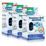 Dr.Beckmann Trockner-Ball & Wäsche-Duft Frühlingswiese 50ml (3er Pack)