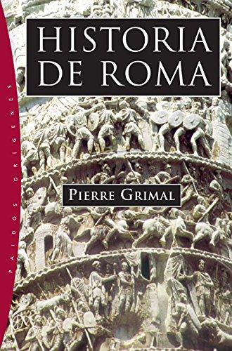 Historia de Roma por Pierre Grimal