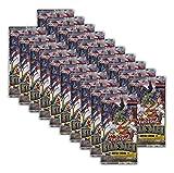 Yu-Gi-Oh. Star Pack Battle Royal 20Booster Packs–1st German Edition