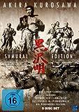 Akira Kurosawa - Samurai Edition (5 Disc Set)