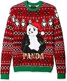 Panda Santa Christmas Sweater