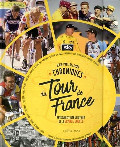 Chroniques du tour de France par Jean-Paul Ollivier