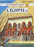 LES VOYAGES D'ALIX - L'EGYPTE (2).