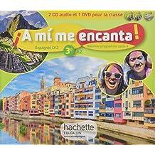 Amazon Fr Livre Espagnol 3eme Livre Audio Livres