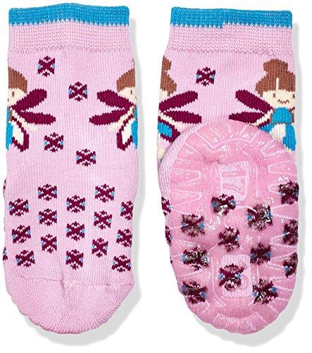 Sterntaler Baby-Mädchen Socken Fli Fli Air Elfe, Rosa (Malve 706), 28