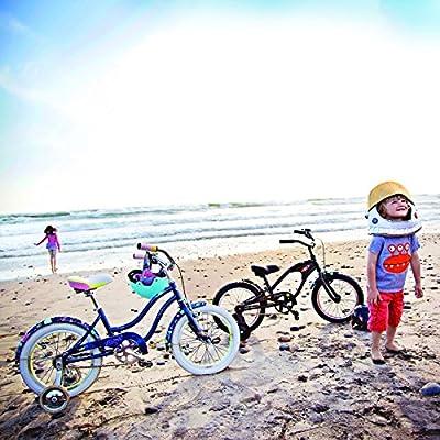 Electra REX 16 Zoll Kinder Fahrrad mit Stützräder Jungen T-Rex Dunkel Blau, 528784