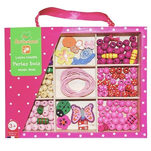 sycomore-loisirs-creatifs-perles-en-bois-pour-colliers-et-bracelets-coffret-rose-cre3132