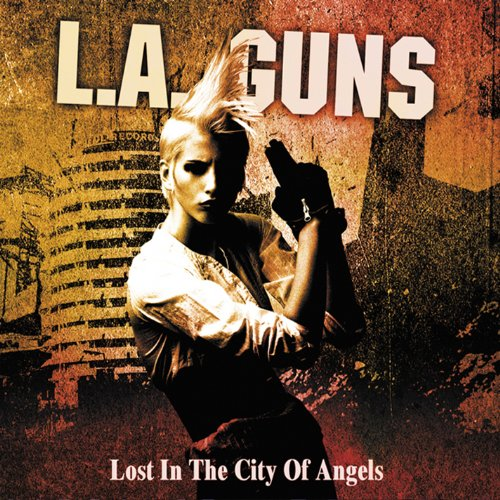 Lost in the City of Angel (Rock Angels City)