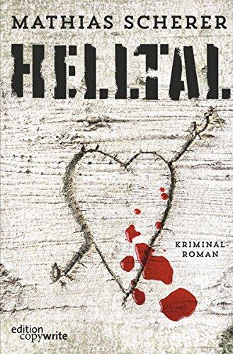 Buchseite und Rezensionen zu 'Helltal' von Mathias Scherer