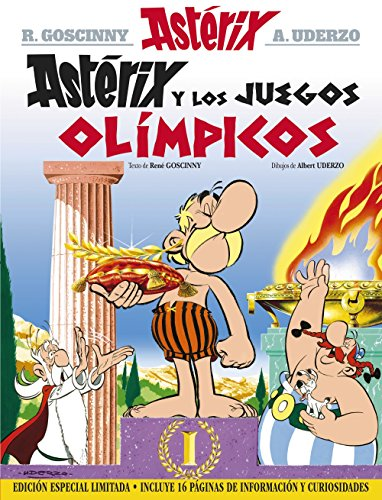Astérix y los Juegos Olímpicos. Edición 2016 par René Goscinny