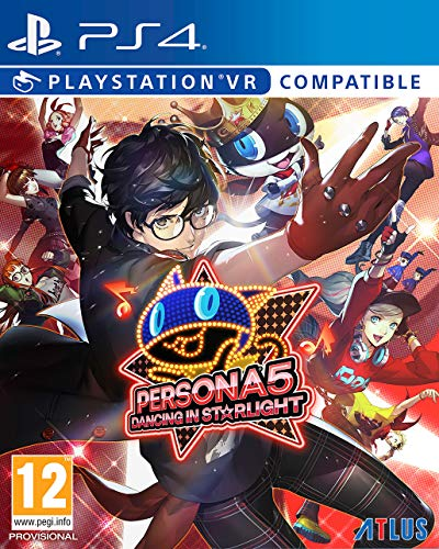 Persona 5 Dancing Starlight - Playstation 4
