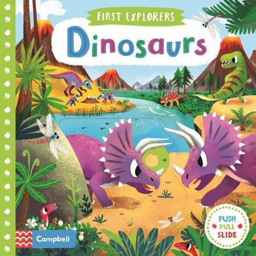 Image of Dinosaurs (First Explorers)