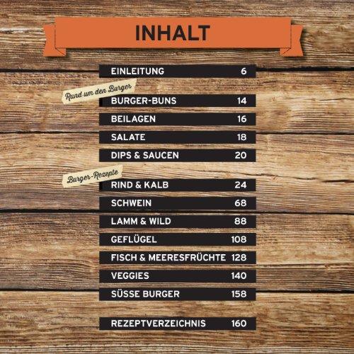 61j4nDUZqAL - Das ultimative Burger-Grillbuch: Mit und ohne Fleisch.